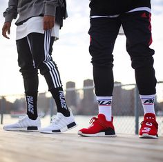 """2,562 Likes, 18 Comments - Freshtastics (@freshtastics) on Instagram: """"Be sure to follow @sixthjune they have awesome streetwear outfits and dope sneakers."""""""