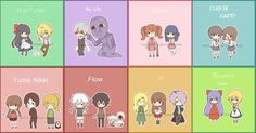 Mad Father Ao Oni Misao Corpse Party Yume Nikkk .Flow Ib The Witch's House
