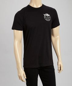 Look at this Maui and Sons Black Shark Logo Tee - Men on #zulily today!