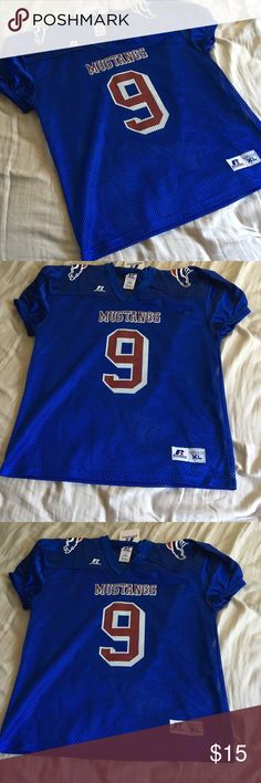 NWT Russell Youth Football Jersey ✨NWT Russell Youth Football Jersey  ✨XL Russell Athletic Shirts & Tops