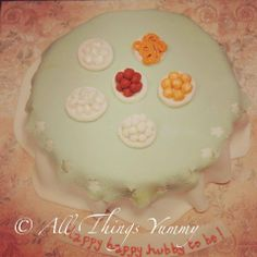 """A one of a kind cake, for a """"Mithai lover"""", a dining table set with the best #Mithais: #Jalebis, #Gulabjamun, #Motichoor ladoo, #Rasgullas and #Barfees!   Flavour: Chocolate Truffle #allthingsyummy"""