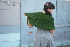 Ravelry: Daelin Shawl pattern by Miriam L. Felton