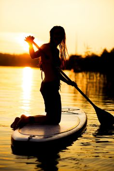 SUP! | Klave's Marina has been serving the boating community on Portage Lake in Pinckney, MI for more than 50 Years! Call (734) 426-4532 or visit our website www.klavesmarina.com for more information! #sup #paddleboard #standuppaddle