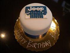 Custom Birthday Cake Denver Jeep