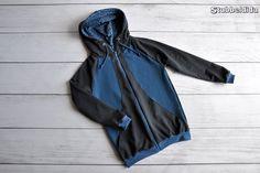 #Sweatjackebenno nach dem Schnitt von #Worawo genäht von #Stubbeldidu  #nähenfürkinderisttoll #nähen #sweatjacke # jacke #cool #boy #style #outfit
