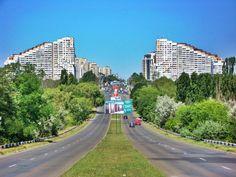 Chișinău la capitale della Moldavia