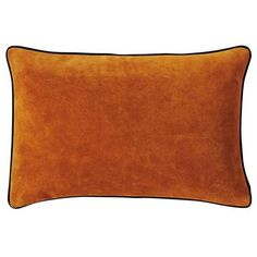 Serena & Lily Suede Lumbar Pillow Cover Camel ($148) ❤ liked on Polyvore featuring home, bed & bath, bedding, duvet covers, serena lily bedding, textured bedding and patterned bedding