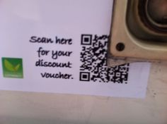 The Ridiculousness bout QR Codes!