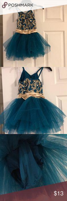 Dance dress Dance dress for the girls 5-6 year old, never use weismancostume.com Dresses
