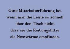 Postkarte Mitarbeiter-Karte von aparte-karte auf DaWanda.com German Quotes, Pinterest Blog, Make Me Smile, Wise Words, I Laughed, Haha, Jokes, Humor, Funny