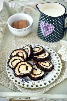 Rolada kokosowa na herbatnikach Confectionery, Sweets, Snacks, Cookies, Guilty Pleasure, Chocolate, Party, Crack Crackers, Appetizers