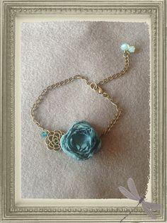 #bracelet #handmade #shabby #romantic