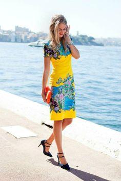 Street Style - Australian Fashion Week 2012