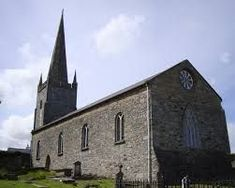 St Patrick's Cathedral, Killala, Co Mayo Church Of Ireland, Dublin Ireland, Site Archéologique, Cathedral Church, Parc National, West End, 16th Century, St Patrick, Barcelona Cathedral
