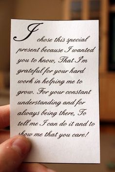 """Teacher Sentiment: End of the School year Teacher gifts.or for a spiritual mentor.or for a special friend who has helped you with an """" issue"""" . Or even just a """" thank you"""" for having our grandgirls for a few days ( parts of it) ! Teacher End Of Year, End Of School Year, Your Teacher, School Teacher, Teacher Poems, Mentor Teacher Gifts, Teacher Letters, Teacher Cards, Presents For Teachers"""