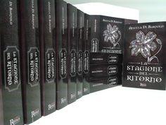 La Stagione del Ritorno, fantasy epico di Angela Di Bartolo by Runa Editrice http://bit.ly/1Ib9kE7