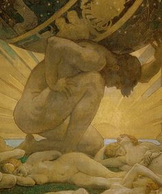 Atlas and the Hesperides, 1925    John Singer Sargent