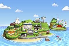Tomodachi Life Island - Tomodachi Life - Nintendo