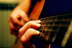 Guitar, guitar, guitar.