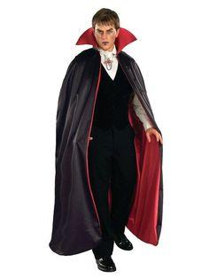 You Pick NIP Adult Reversible Cape Cloak Halloween Theater Costume Vampire