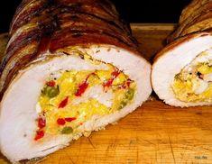 No Salt Recipes, Cooking Recipes, Czech Recipes, Ethnic Recipes, Polish Recipes, Bellisima, Poultry, Sushi, Healthy Snacks