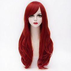 70cm 28 Inches Brown Long Wavy Lolita Fashion Lady Cospla... https://www.amazon.de/dp/B00VJSDAZY/ref=cm_sw_r_pi_dp_x_V7lzybHEWNC76
