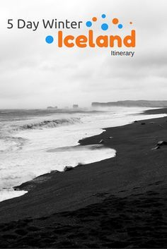 Everything you need to know to prepare and plan a 5 day trip to Iceland. http://www.wanderingchocobo.com/iceland-winter-itinerary/