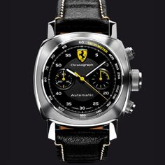 Ferrari Watches by Officine Panerai
