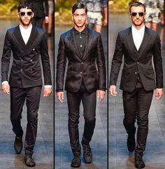►Dolce & Gabbana. — Coisa de homem