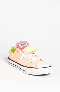 efd2d333deb9 Converse Chuck Taylor® Double Tongue Sneaker (Baby