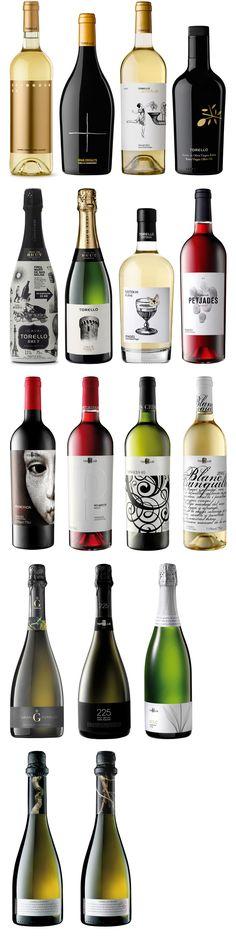 label / TORELLO / wine