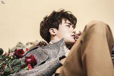 ottoke he looks so beautiful in every single of pictures Cute Korean, Korean Men, Asian Men, Korean Celebrities, Korean Actors, Celebs, Strong Girls, Strong Women, Park Hyungsik Lockscreen