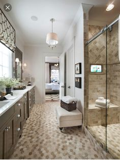Spa Master Bathroom design inspiration