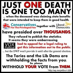 Remember the ESA deaths when you are voting