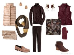 The Vivienne Files: Choosing an Accent Color for Brown
