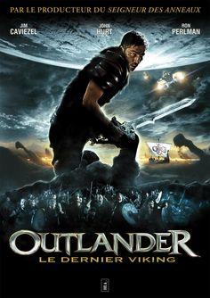 Outlander (2008)- Pendant le règne des vikings , un vaisseau extra-terrestre s'écrase sur Terre. Un soldat alien appelé Kainan émerge, mais il est capturé par le roi Rothgar.