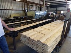 Log Cabin Siding direct from the manufacturer in Flomaton, AL - Southern Wood Specialties - P: 251-296-2556 Heart Pine Flooring, Pine Floors, Log Cabin Siding, Southern, Yellow, Wood, Home Decor, Decoration Home, Woodwind Instrument