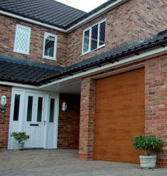 Contemporary Garage Door Styles