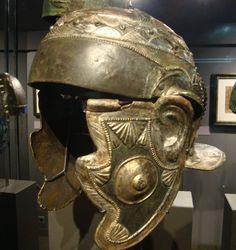 Roman cavalry helmet - around 100AD