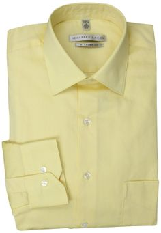 A2.2.3 - Harry - Light Yellow Button Down (or White or Light Blue)