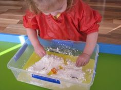 How to make Gloop? Instructions, tips and photos on how to make gloop