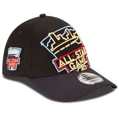 New Era Authentic Collection 2014 MLB All-Star Game Club 39THIRTY Flex Hat - Black/Navy - $21.99