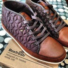 Boxfresh shoes - definitely one for A/W 2013!