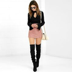 >>>Pandora Jewelry OFF! >>>Visit>> winter outfits with ruffles 50 best outfits Fashion trends Fashion designers Casual Outfits Street Styles Skirt Outfits, Casual Outfits, Cute Outfits, Fashion Outfits, Womens Fashion, Fashion Trends, Teen Fashion, Tight Skirt Outfit, Latest Fashion