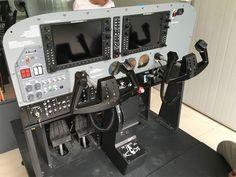 cessna 172 flight simulator with Flight Simulator Cockpit, Microsoft Flight Simulator, Aircraft Instruments, Offroad Accessories, Aviation Training, Cessna 172, Flying Vehicles, Computer Set, Diy Electronics