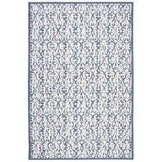 Found it at Wayfair - Home & Garden Ivory & Navy Indoor/Outdoor Area Rug http://www.wayfair.com/daily-sales/p/On-a-Roll%3A-Rugs-for-Indoors-%26-Out-Home-%26-Garden-Ivory-%26-Navy-Indoor%2FOutdoor-Area-Rug~NO15584~E22379.html?refid=SBP.rBAZEVW5pe6zanexLLzbAkQSzu-WSUfWpN29Fgxk1yg