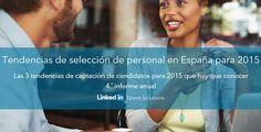 Linkedin España, tendencias profesionales 2015