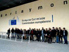 https://flic.kr/p/jDn9Pm   Viagem de Multiplicadores de Opinião a Bruxelas   Visita da comitiva à Comissão Europeia