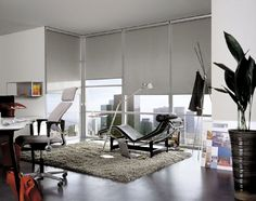 Cortinas Enrollables Black Out