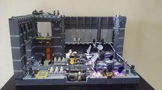 Galactic Empire Hangar Scene.   Flickr - Photo Sharing!